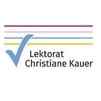 Lektorat Christiane Kauer