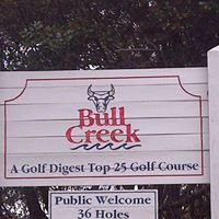 Bull Creek Golf Course:  Midland, GA