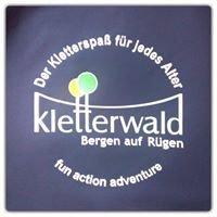 Kletterwald Rügen