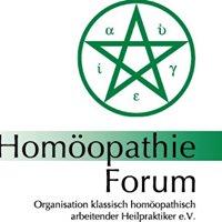 Homöopathie Forum e. V.