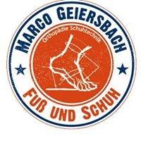 Marco Geiersbach        Orthopädie Schuhtechnik