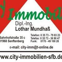 City Immobilien Senftenberg