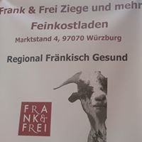 Frank & Frei Feinkost Ziege und mehr.