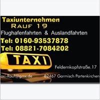 Taxi  Mietwagen Rauf