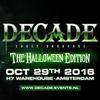 Decade Events