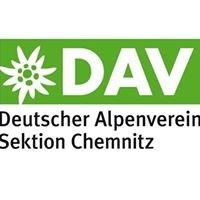 Deutscher Alpenverein - DAV, Sektion Chemnitz e.V.