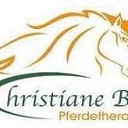 Pferdetherapeutin Christiane Bude