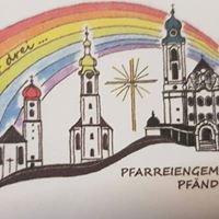 Pfarreiengemeinschaft Pfänderrücken