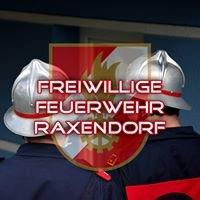 Feuerwehr Raxendorf