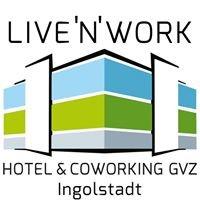 Live'n'Work Hotel & CoWorking im GVZ Ingolstadt