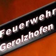 Feuerwehr Gerolzhofen