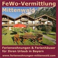 Ferienwohnungen Mittenwald