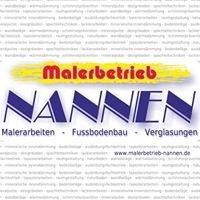 Malerbetrieb Nannen