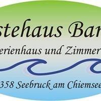 Gästehaus Banik - Urlaub in Seebruck - Chiemsee - Chiemgau - Bayern