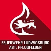 Feuerwehr Ludwigsburg, Abteilung Pflugfelden