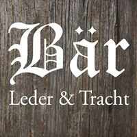 Bär, Leder & Tracht
