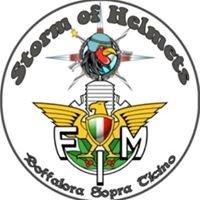 Storm of Helmets - Moto Club F.M.I. Boffalora S/Tic. MI