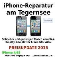iPhone-Reparatur am Tegernsee