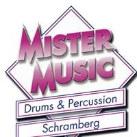 Mister Music Drums & Percussion
