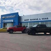 Mort Backus & Sons: Chevrolet & Buick