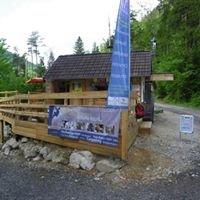 Outdoorcamp Nature Sports-Hochseilgarten Hinterstoder