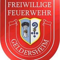 Feuerwehr Geldersheim