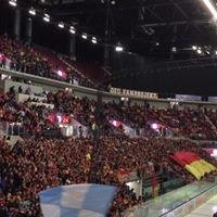 Iss Dome DEG Eishockey