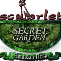 Scarlet Secret Garden