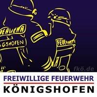 Feuerwehr Königshofen