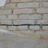 Mauertrockenlegung mit aktiver Elektroosmose