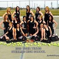 Sterling High School Lady Tiger Tennis