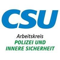 CSU Arbeitskreis Polizei und Innere Sicherheit/Nürnberg-Fürth-Schwabach