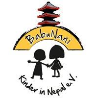 BabuNani - Kinder in Nepal e.V. / Kids in Nepal