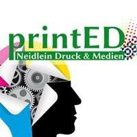 printED • Neidlein Druck & Medien
