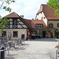 Burg Hartenstein Restaurant Touche