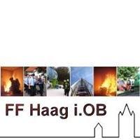 Freiwillige Feuerwehr Haag in Oberbayern