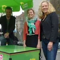 Grünes Büro München am Nordbad