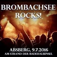Brombachsee Rocks
