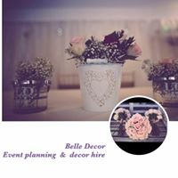 Belle DIY Decor