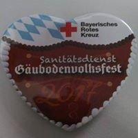 BRK Festwache Gäubodenvolksfest Straubing