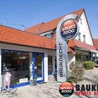 Bauknecht Sport Shop