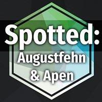 Spotted: Augustfehn & Apen