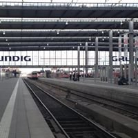 Munich Train Station