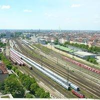 Deutsche Bahn München Ost