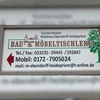 Bau-& Möbeltischlerei Ebendorff-Heidepriem