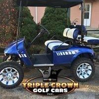 Triple Crown Golf Cars