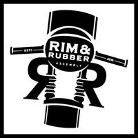 Rim & Rubber Assembly