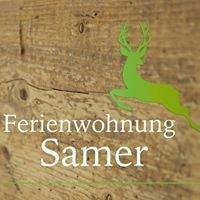Ferienwohnung Uhlemayr - Samer