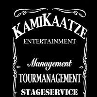 Kamikaatze Entertainment I Tourmanagement + Stageservice