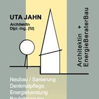 Architektin + Energieberater Bau Uta Jahn